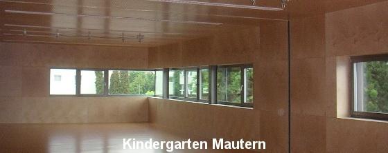 Akustik im Turnsaal: Kindergarten Mautern - Trikustik