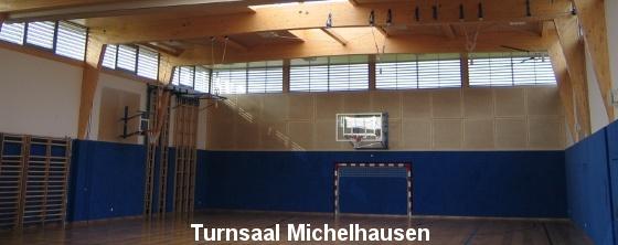 Akustik im Turnsaal in Michelhausen - Trikustik