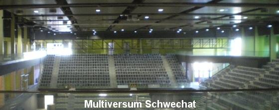 Raumakustik Sporthalle Schwechat - Trikustik