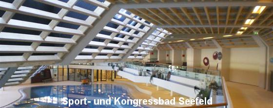 Raumakustik Wellnessbereich: Kongressbad Seefeld - Trikustik