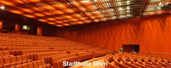 Akustik Konzerthalle: Stadthalle - Trikustik