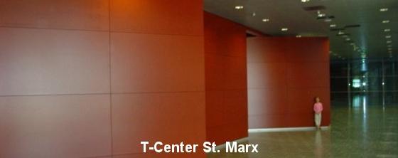 Akustik am Arbeitsplatz: T-Center St. Marx - Trikustik