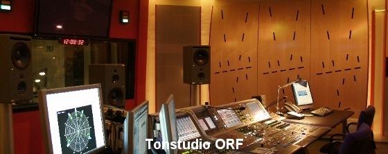 Raumakustik Probenraum: Tonstudio_ORF - Trikustik