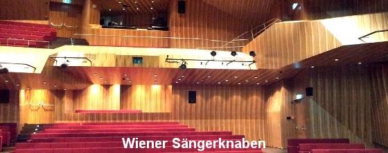 Raumakustik Musikprobenraum: Wiener Saengerknaben - Trikustik