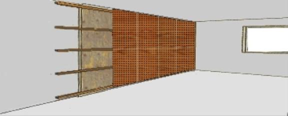 holzunterkonstruktion akustikdecke aus holz trikustik. Black Bedroom Furniture Sets. Home Design Ideas