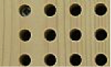 Traglattung für Paneele aus Lochplatten - Trikustik